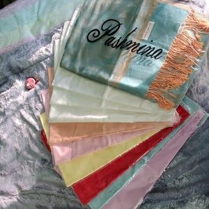 PASHMINA Scarf or Wrap NEW in PKG
